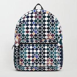 Islamic pattern art Backpack