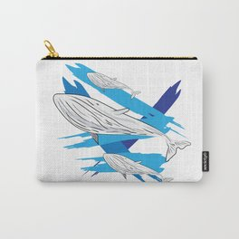 Moby Dick Carry-All Pouch