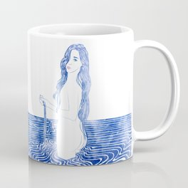 Water Nymph LXIII Coffee Mug