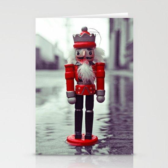 Urban nutcracker Stationery Cards
