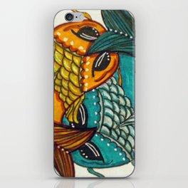 EMBRACE, KOI Fish iPhone Skin