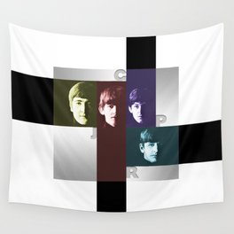 icons Wall Tapestry