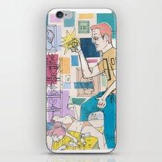Me, Me, Me. iPhone & iPod Skin