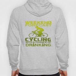 WEEKEND FORECAST CYCLING Hoody