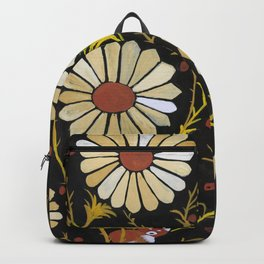 red panda daisies Backpack