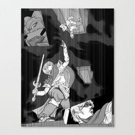 Anticipation : [Marth] Canvas Print