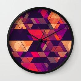 Deeper V.03 Wall Clock
