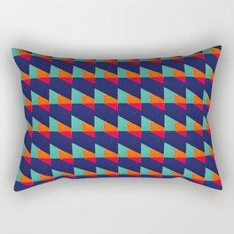 Jigsaw Effect Rectangular Pillow
