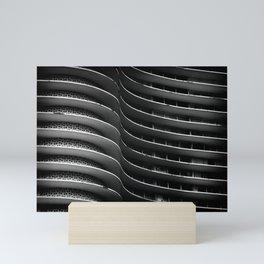 NIEMEYER | architect | Building Niemeyer Mini Art Print