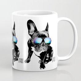 SUMMER FRENCH BULLDOG Coffee Mug
