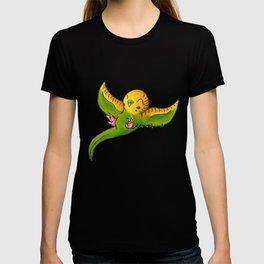 Little Green Parakeet T-shirt