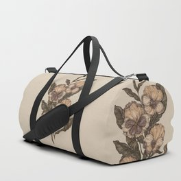 Pansy Duffle Bag