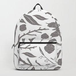 Birds & Blooms Patterns Backpack