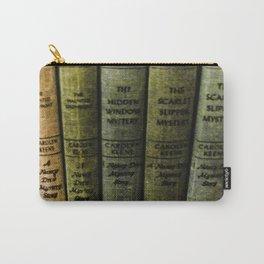 Nancy Drew Murder Mystery Series Carry-All Pouch