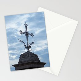 The Cross of the Plague Stationery Cards