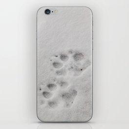 Yellow Stone - Wolf Tracks iPhone Skin