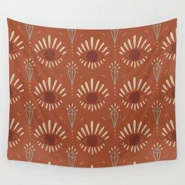 BOHEMIAN PATTERN VINTAGE Wall Tapestry