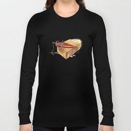 heddon 100 rainbow cup rig 1908 Long Sleeve T-shirt