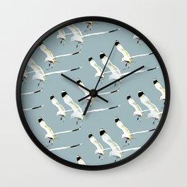 Seagull clones Wall Clock