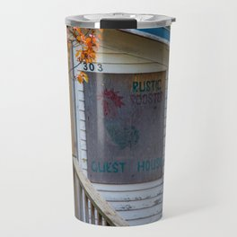 Rustic Rooster Guest House, Almont, North Dakota Travel Mug