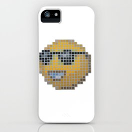 Emoticon Cool iPhone Case