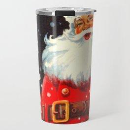 Jolly Saint Nick Travel Mug