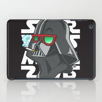 darth iPad Cases featuring Darth by Octofly Art