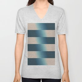 Woven Gradients Contemporary Home Goods Unisex V-Neck