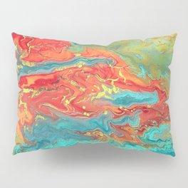 Oil Spill Pillow Sham
