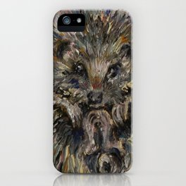 Little Hedge Hog iPhone Case