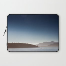 San Juan Islands Laptop Sleeve