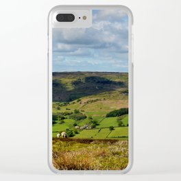 A Sheep's Life Clear iPhone Case