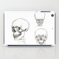 anatomy iPad Cases featuring ANATOMY by Andreas Derebucha