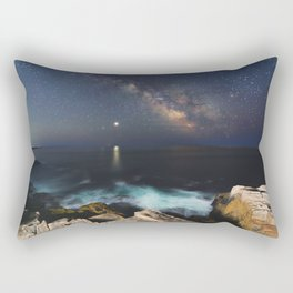 Distant Inspiration Rectangular Pillow