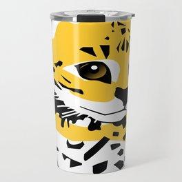 Serval 01 Travel Mug