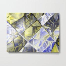 Crystal-01 Metal Print