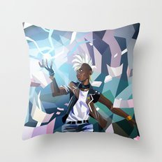 Storm Throw Pillow