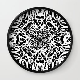What's in a name? - Inverted Wall Clock