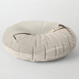 Inle Lake Myanmar Floor Pillow