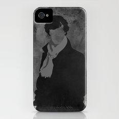Sherlock iPhone (4, 4s) Slim Case