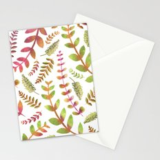 Fall Changing Leaves Stationery Cards