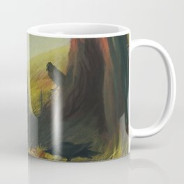 The Seven Ravens Coffee Mug