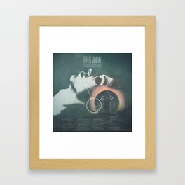 Parachute Journalists - 24th of January Framed Art Print