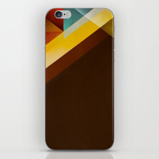 Jazz Festival 2012 (Number 4 in a series of 4) iPhone & iPod Skin