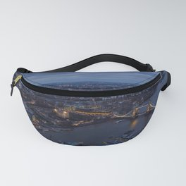 flower photography by Henry Be Fanny Pack