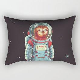 Slothstronaut Rectangular Pillow