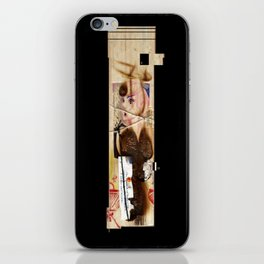 Uncensored Future ? II iPhone Skin