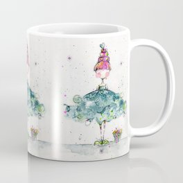Fancy Girl Coffee Mug