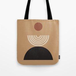 Nascita del sole - The birth of the sun - Modern abstract art Tote Bag