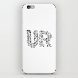Uncultivated Rabbits iPhone Skin
